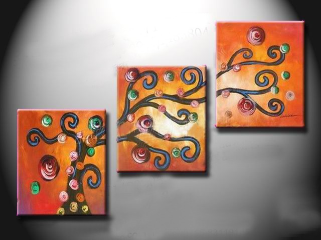 /491-587/abstract-hand-painted-oil-painting-with-stretched-frame-set-of-3.jpg