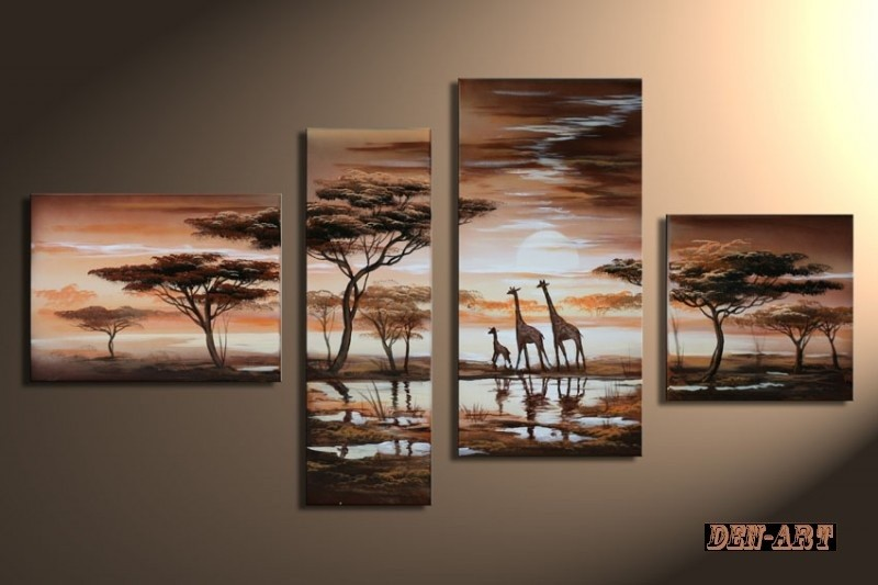 /500-598/hand-painted-landscape-oil-painting-with-stretched-frame-set-of-4.jpg