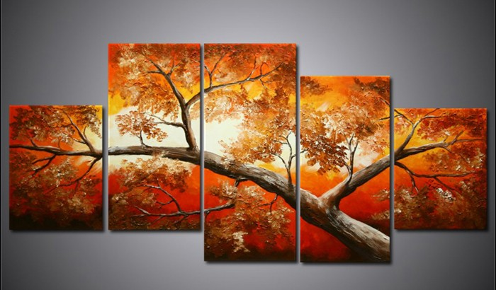 /513-622/hand-painted-landscape-oil-painting-with-stretched-frame-set-of-5.jpg