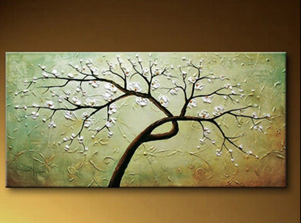 /530-643/hand-painted-tree-oil-painting-with-stretched-frame-20-x-40.jpg