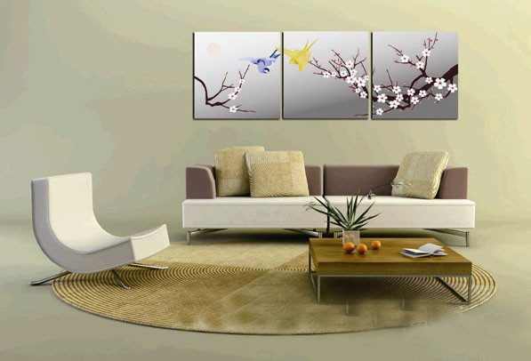 /576-745/flower-printed-canvas-art-with-stretched-frame-set-of-3.jpg