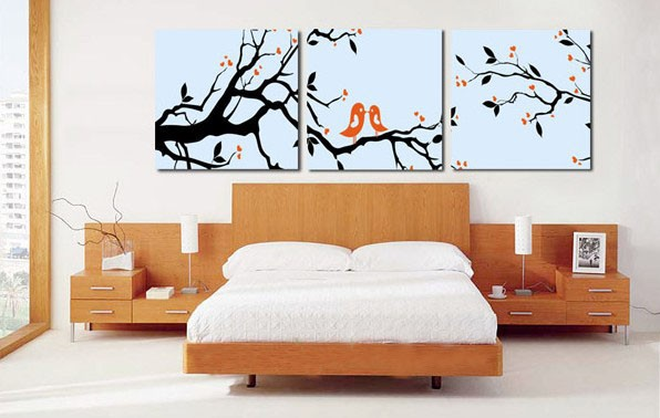 /581-750/printed-birds-canvas-art-with-stretched-frame-set-of-3.jpg