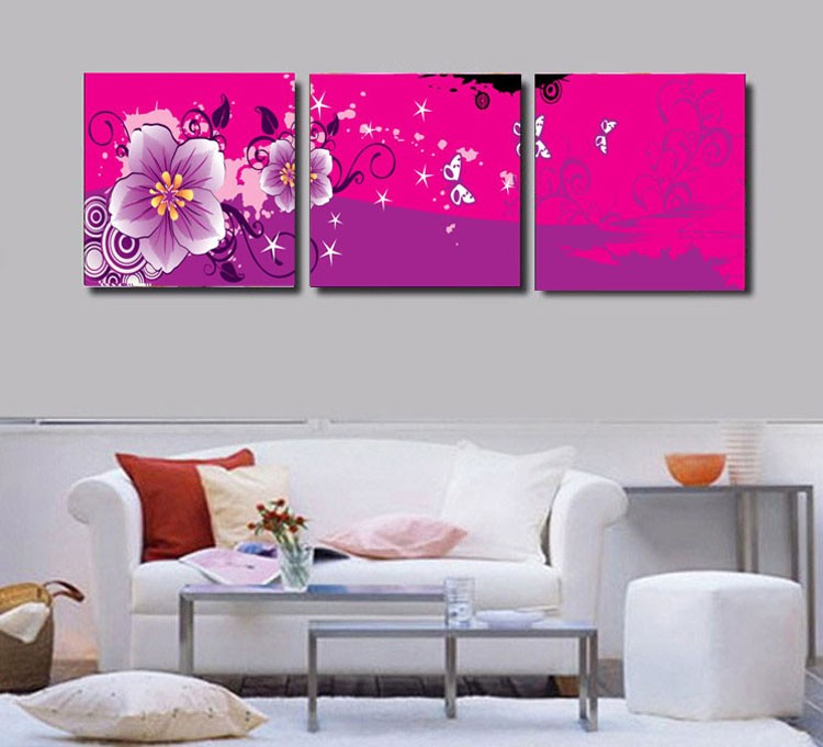 /590-759/flower-printed-canvas-art-with-stretched-frame-set-of-3.jpg
