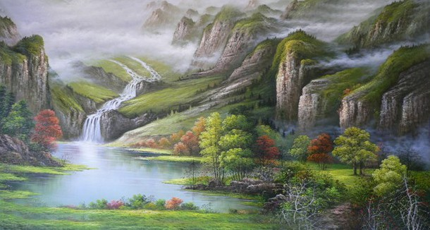 /67-67/landscape-hand-painted-oil-painting-with-stretched-frame.jpg