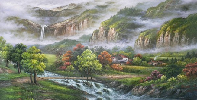 /68-68/landscape-hand-painted-oil-painting-with-stretched-frame.jpg