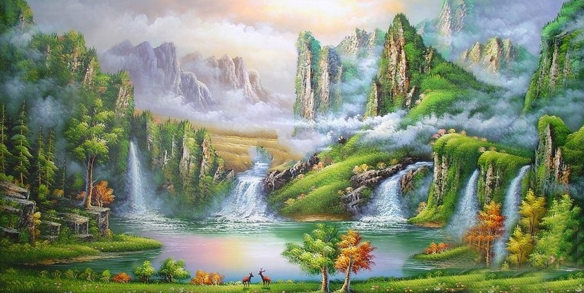 /78-78/landscape-hand-painted-oil-painting-with-stretched-frame.jpg