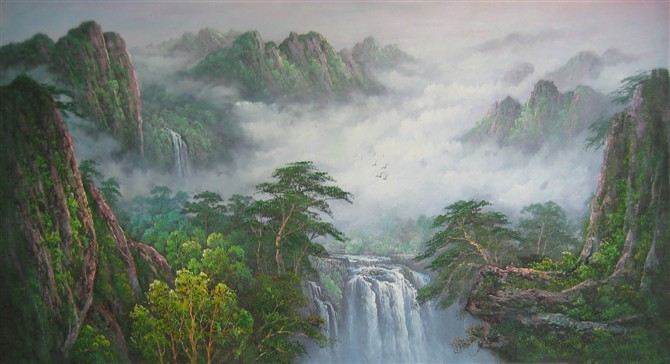 /84-84/hand-painted-landscape-oil-painting-with-stretched-frame.jpg