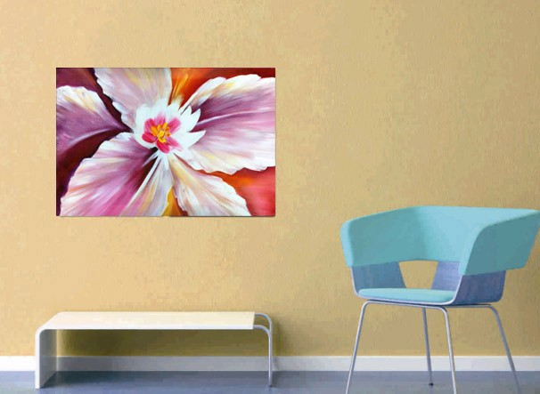/871-1040/flower-printed-canvas-art-with-stretched-frame.jpg