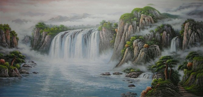 /96-96/hand-painted-landscape-oil-painting-with-stretched-frame.jpg
