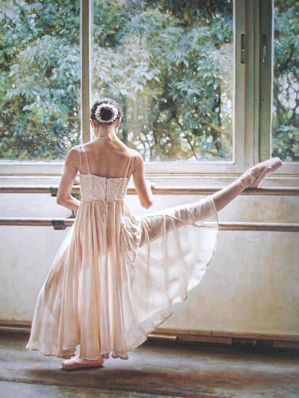 /980-1149/printed-ballet-girl-canvas-art-with-stretched-frame.jpg